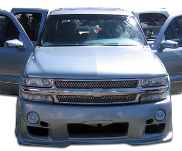 2002 chevrolet suburban fiberglass front bumper body kit. Black Bedroom Furniture Sets. Home Design Ideas