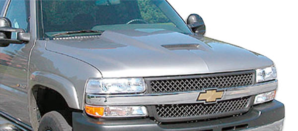 MM Series New Body Over Bumper 1999-06 Tahoe /& Suburban MM42568 Covercraft Front End Mask: 1999-02 Fits Chevrolet Silverado