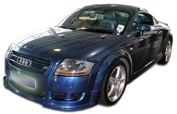 Kit Body For 2006 Audi Tt 2000 8n Duraflex Type A