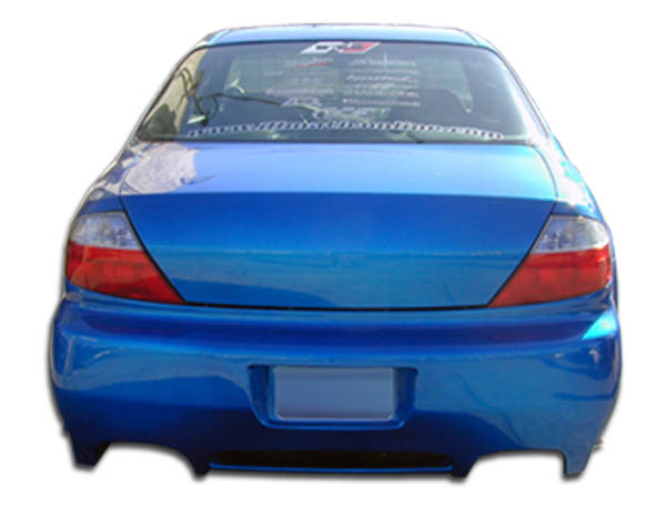 rear bumper for 2001 acura cl acura all 2001 2003. Black Bedroom Furniture Sets. Home Design Ideas