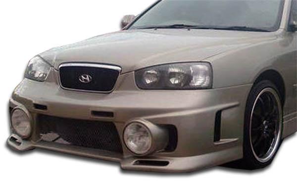 front bumper body kit for 2003 hyundai elantra 2001 2003 hyundai elantra duraflex evo front bumper cover 1 piece overstock xsv custom auto xsv custom auto