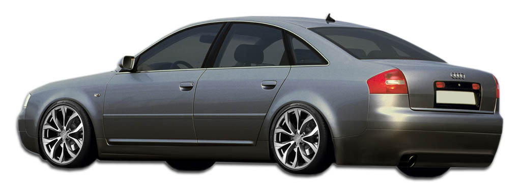 Welcome to Extreme Dimensions :: Inventory Item :: 1998-2004 Audi A6 Duraflex Type A Side Skirts ...