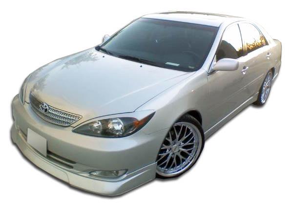 2002-2004 Toyota Camry Duraflex Vortex Body Kit - 6 Piece