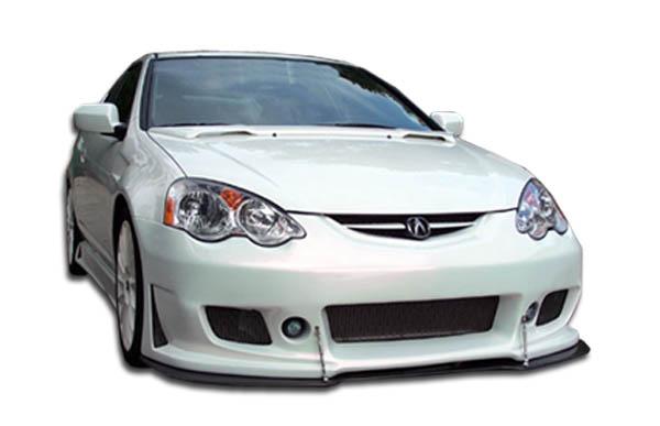 Acura RSX Duraflex B Front Bumper Cover Piece Body - 2002 acura rsx front bumper