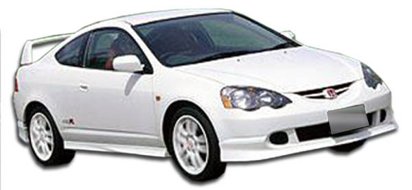 fiberglass bodykit bodykit for 2003 acura rsx all 2002. Black Bedroom Furniture Sets. Home Design Ideas