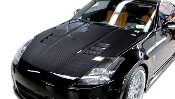 2006 Nissan 350Z Coupe >> Welcome to Extreme Dimensions :: Inventory Item :: 2003-2006 Nissan 350Z Z33 Carbon Creations ...