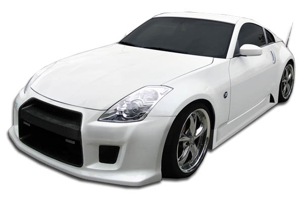 welcome to extreme dimensions item group 2003 2008 nissan 350z z33 duraflex r35 body kit. Black Bedroom Furniture Sets. Home Design Ideas