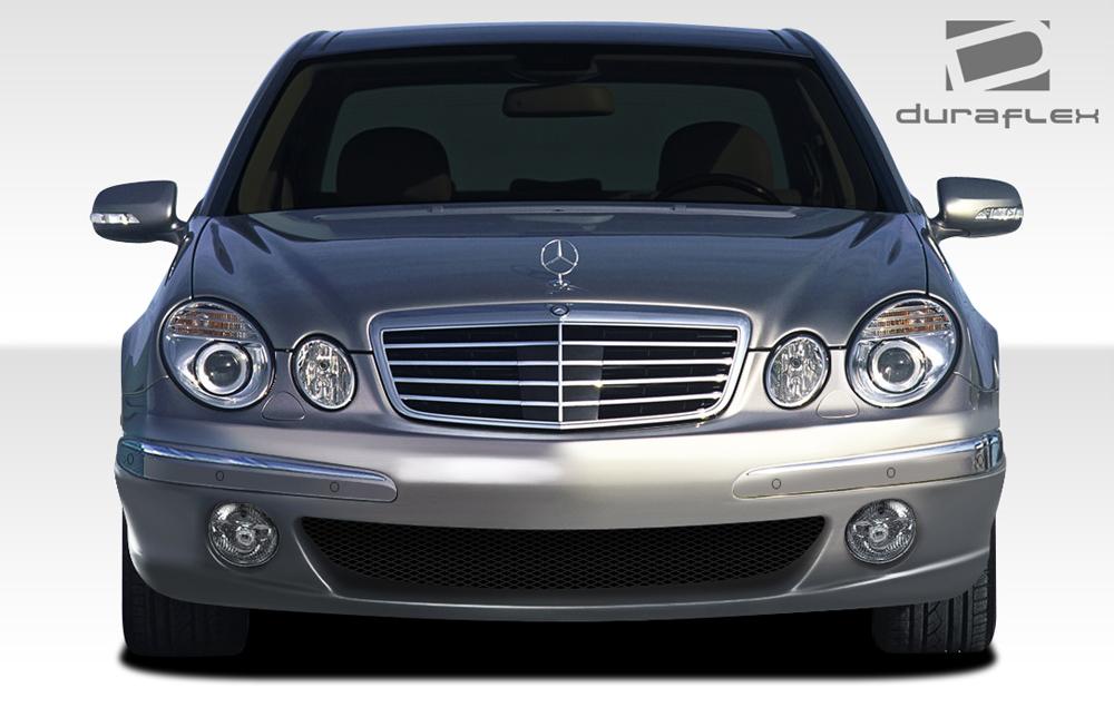 2003 2006 mercedes e class w211 duraflex lr s front bumper. Black Bedroom Furniture Sets. Home Design Ideas