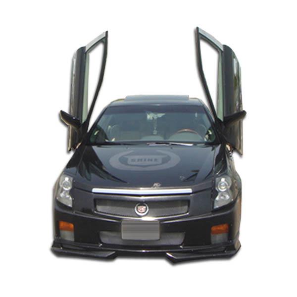 2003-2007 Cadillac CTS Duraflex Platinum Front Bumper
