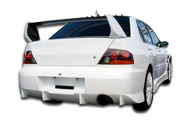Mitsubishi lancer evo spoiler