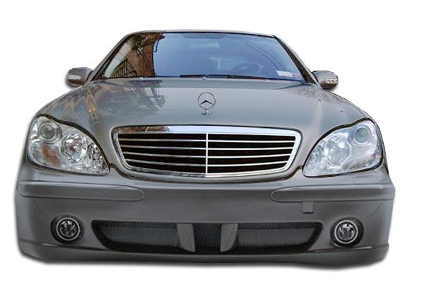 2003-2006 Mercedes S Class W220 (long wheel base) Duraflex LR-S Body Kit - 8 Piece