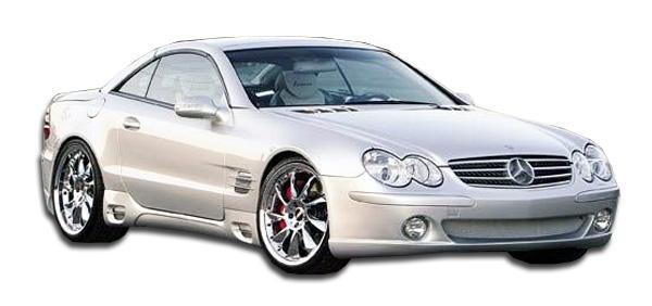2003-2008 Mercedes SL Class R230 Duraflex LR-S Body Kit - 4 Piece