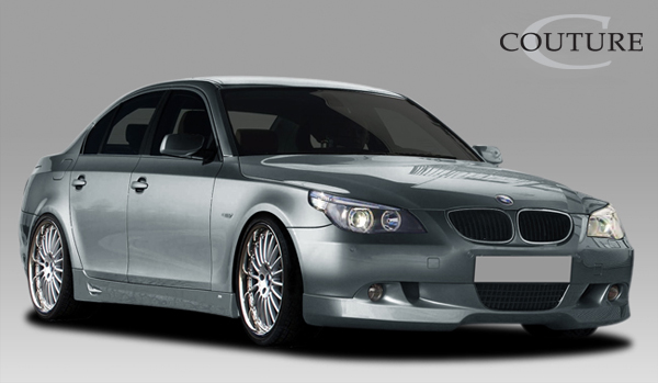 2004 BMW 5 Series ALL - Polyurethane Bodykit Bodykit - 2004-2007 BMW 5 Series E60 Couture AC-S Body Kit - 4 Piece - Includes AC-S Front Lip Under Spoi