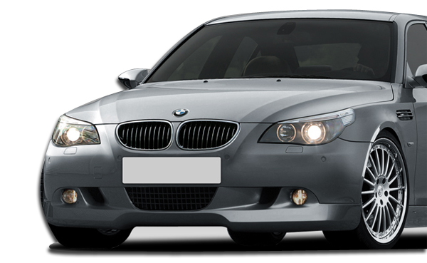 Polyurethane Front Lip/Add On Bodykit for 2004 BMW 5 Series ALL - 2004-2007 BMW 5 Series E60 Couture AC-S Front Lip Under Spoiler Air Dam - 1 Piece
