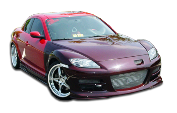 04 08 mazda rx8 gt competition duraflex full body kit. Black Bedroom Furniture Sets. Home Design Ideas