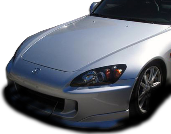 2004 Honda S2000 ALL - Polyurethane Front Lip/Add On Bodykit - 2004-2009 Honda S2000 Couture GT300 Front Lip Under Spoiler Air Dam - 1 Piece