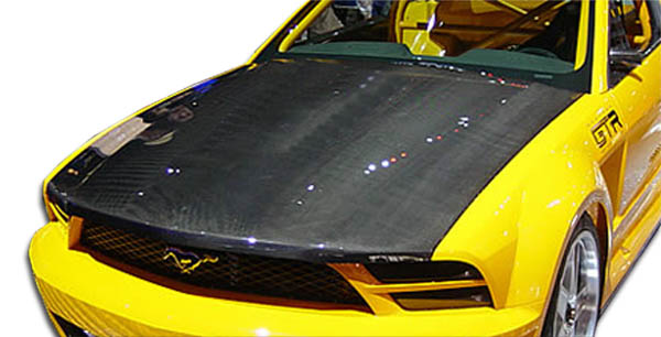 05 09 Ford Mustang OEM Carbon Fiber Creations Body Kit