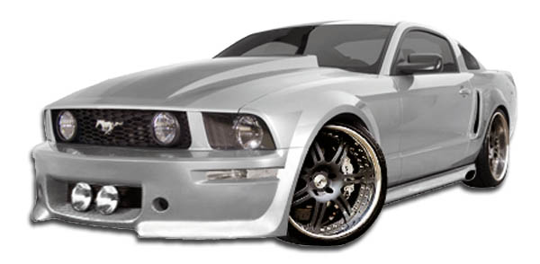 Details About 05 09 Ford Mustang Eleanor Duraflex Full Body Kit 104866