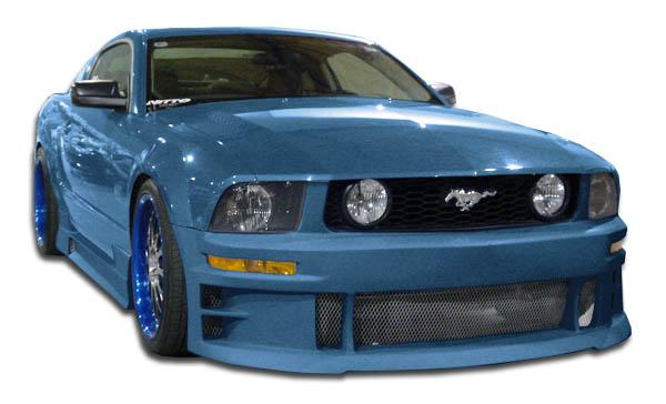 2005-2009 Ford Mustang Duraflex GT Concept Body Kit - 4 Piece