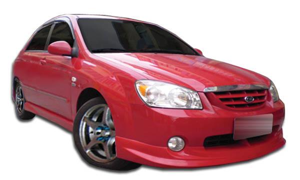 2006 Kia Spectra All Fiberglass Front Lipadd On Bodykit Kia