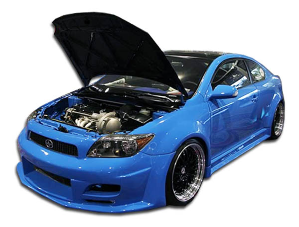 Welcome to Extreme Dimensions :: Item Group :: 2005-2010 Scion tC Duraflex Touring Wide Body Kit ...