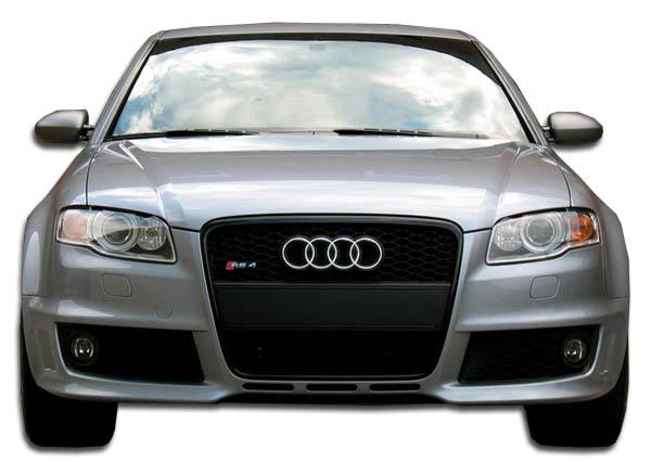 2007 Audi A4 Front Bumper Cover