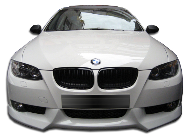 Polyurethane Front Lip/Add On Bodykit for 2007 BMW 3 Series 2DR - 2007-2010 BMW 3 Series E92 E93 2DR Polyurethane AC-S Front Lip Under Spoiler Air Dam