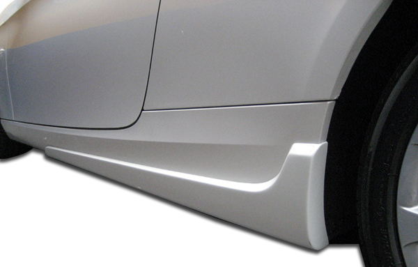 Polyurethane Sideskirts Bodykit for 2007 BMW 3 Series 2DR - 2007-2013 BMW 3 Series E92 E93 Convertible 2DR Polyurethane AC-S Side Skirts Rocker Panels