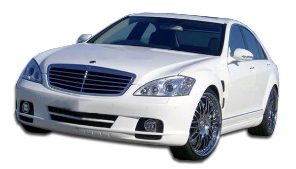 2007-2009 Mercedes S Class W221 Duraflex LR-S Body Kit - 4 Piece