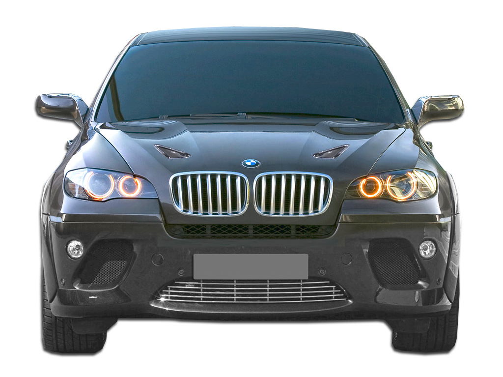 08 14 bmw x6 x6m e71 10 13 x5m e70 af 1 front bumper pur. Black Bedroom Furniture Sets. Home Design Ideas