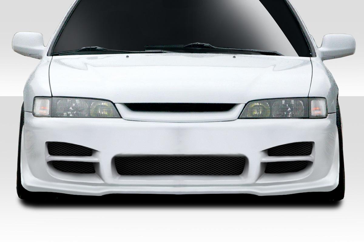 94-97 honda accord r34 duraflex front body kit bumper!!! 101476   ebay