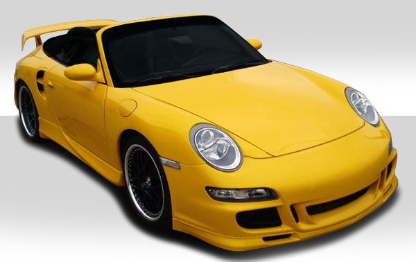 Image Is Loading 99 04 Porsche Boxster 997 GT 3 Duraflex