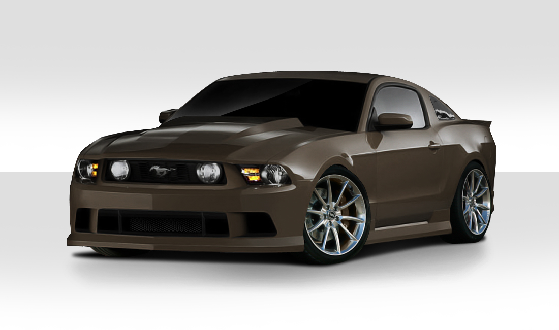 2011 ford mustang kit body kit 2010 2012 ford mustang. Black Bedroom Furniture Sets. Home Design Ideas