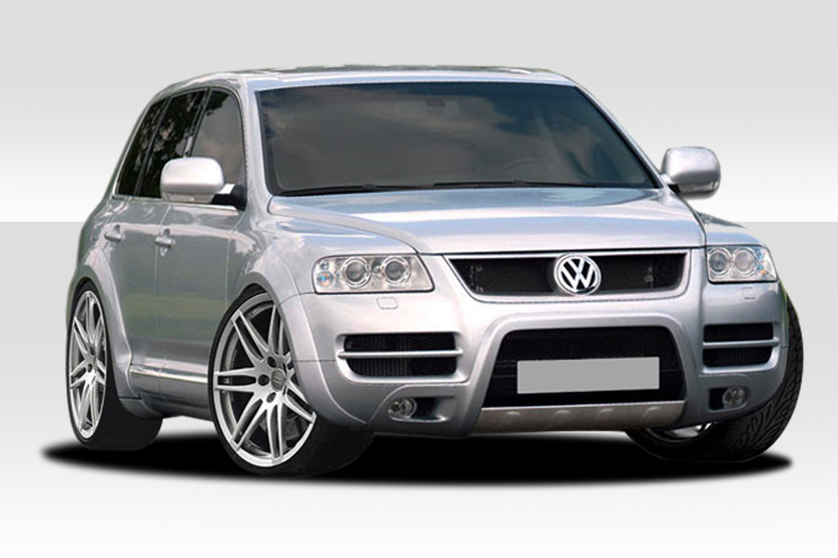 welcome to extreme dimensions inventory item 2004 2007 volkswagen touareg duraflex cr c. Black Bedroom Furniture Sets. Home Design Ideas