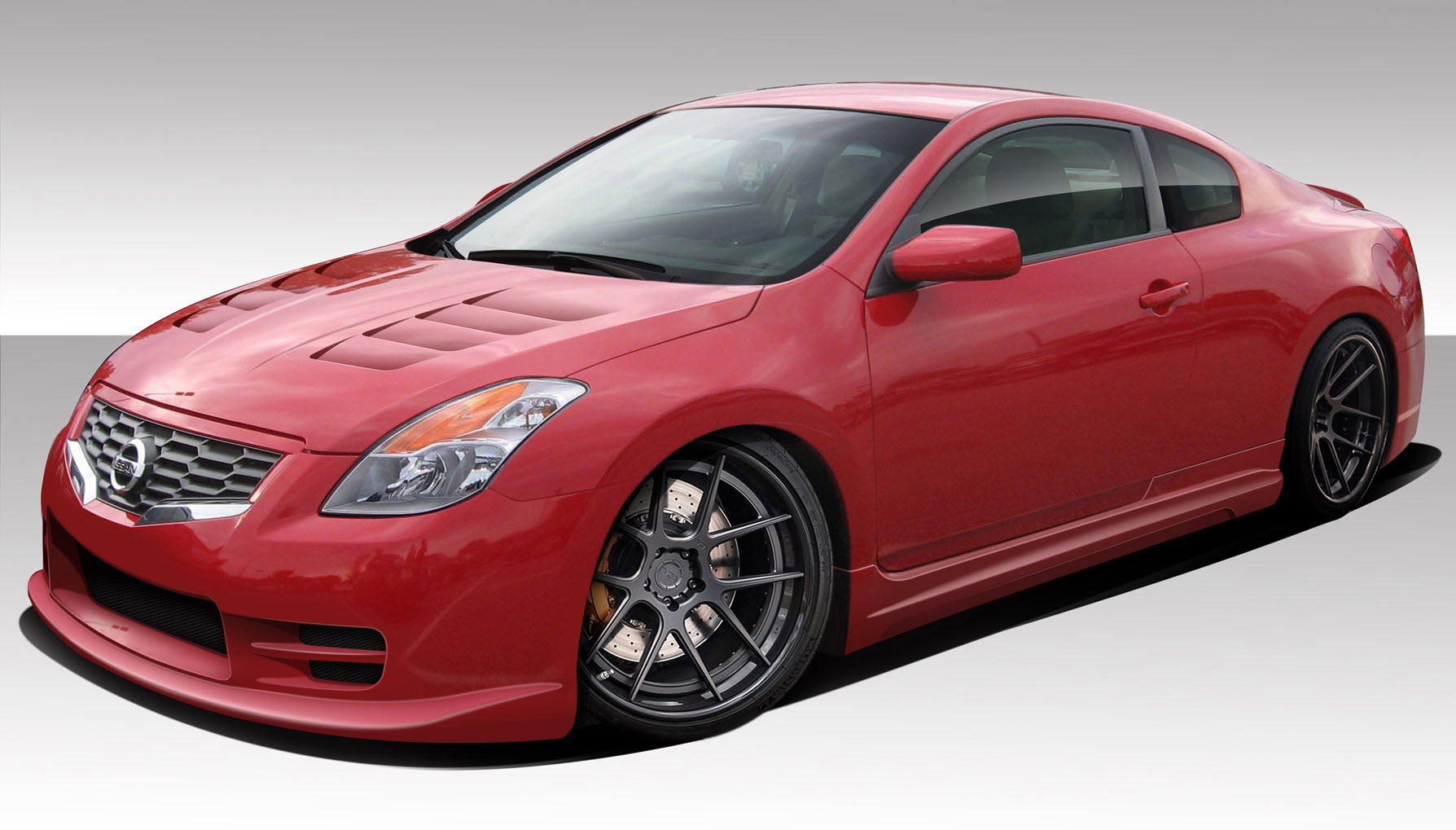 Welcome To Extreme Dimensions Item Group 2008 2009 Nissan Altima 2dr Duraflex Gt Concept
