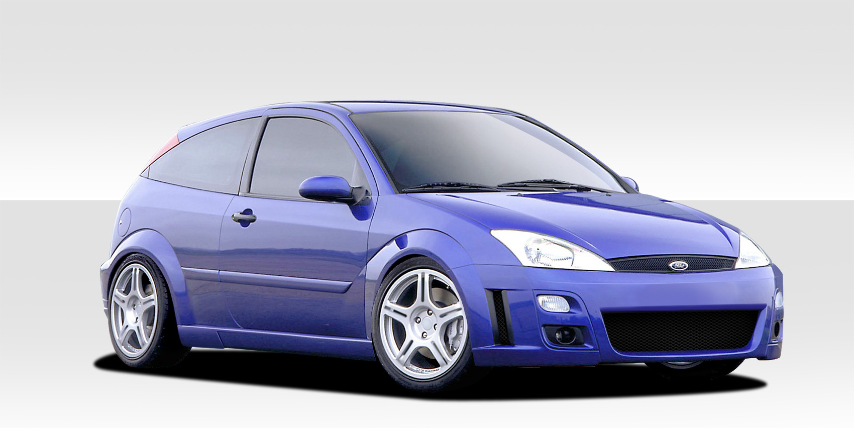2003 Ford Focus Hb Kit Body Kit 2000 2004 Ford Focus Hb Zx3 Zx5