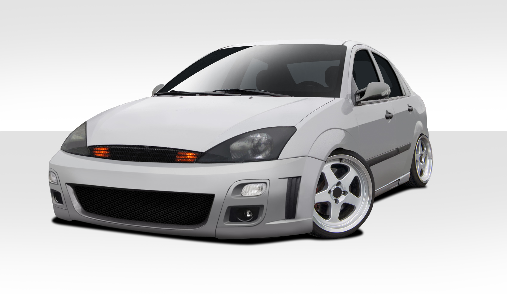 body kit bodykit for 2002 ford focus 4dr ford focus 4dr. Black Bedroom Furniture Sets. Home Design Ideas