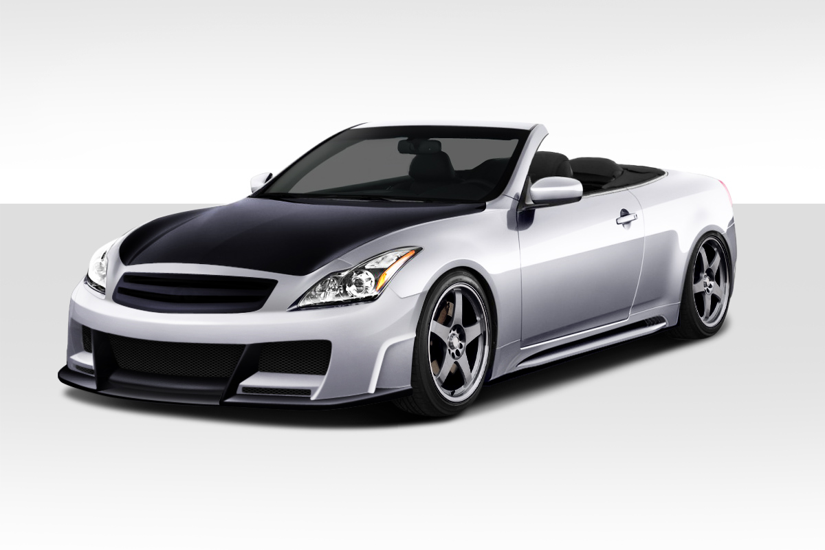2011 infiniti g coupe convertible fiberglass kit body kit. Black Bedroom Furniture Sets. Home Design Ideas
