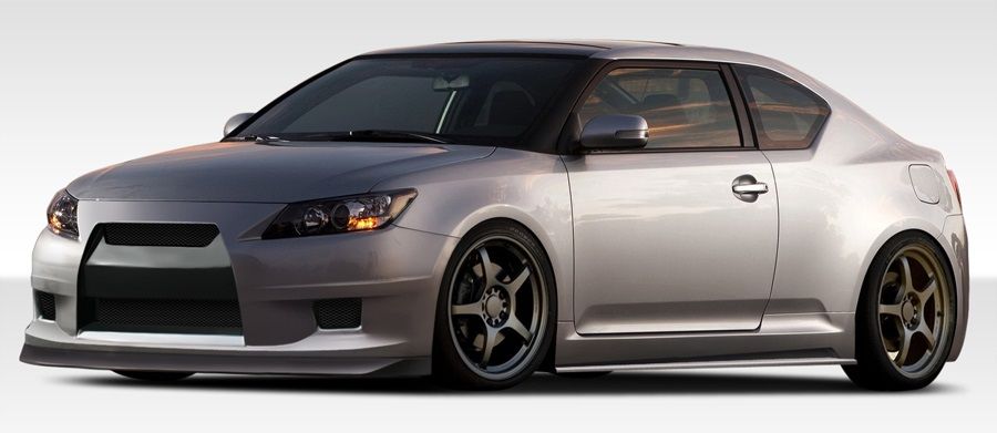 welcome to extreme dimensions    item group    2011-2013 scion tc duraflex gt-r body kit