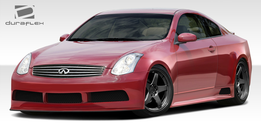 Welcome to Extreme Dimensions :: Item Group :: 2003-2007 Infiniti G Coupe G35 Duraflex GT500 ...