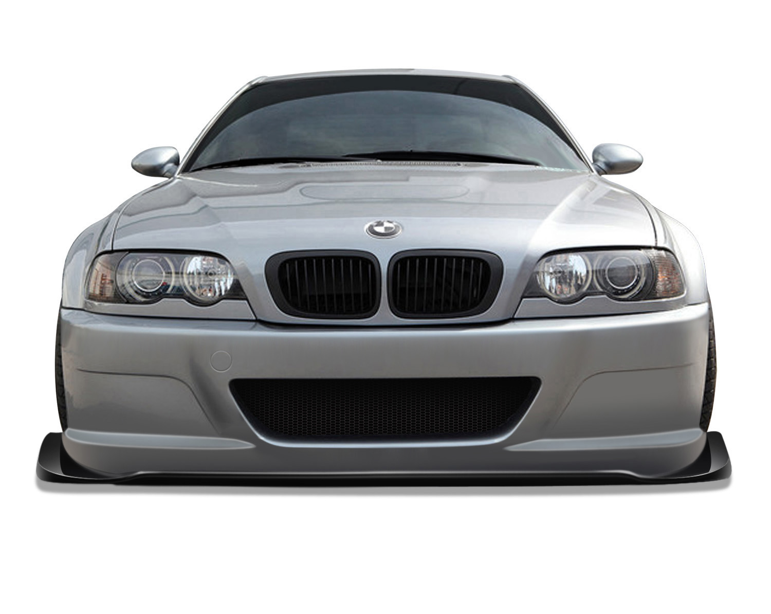 2001 2006 bmw m3 e46 convertible 2dr af 3 front bumper. Black Bedroom Furniture Sets. Home Design Ideas