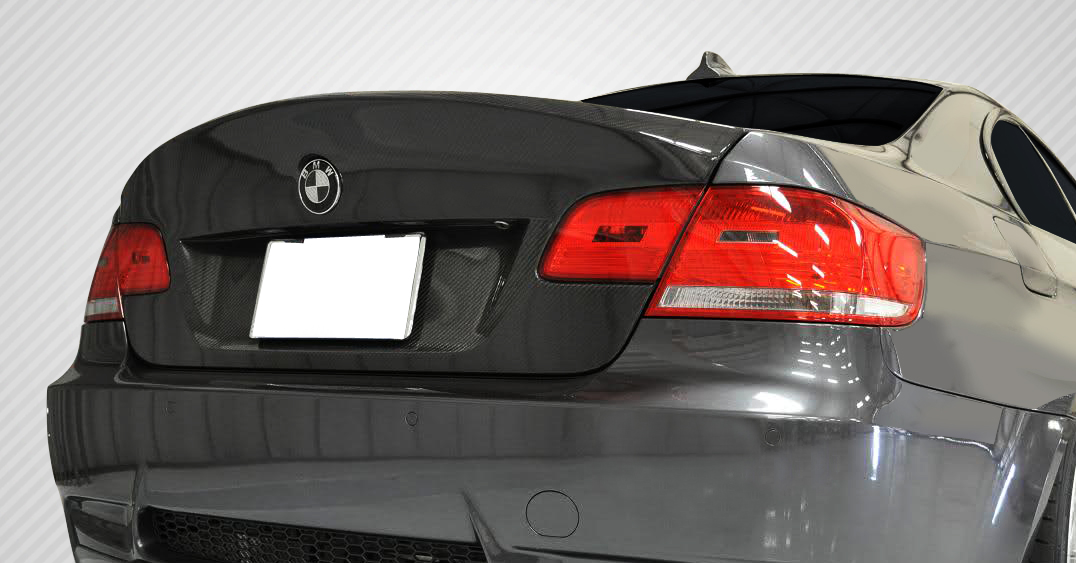 c5ec4d50ed15 Details about Carbon Creations CSL Look Trunk - 1 Piece for 2007-2013 BMW 3  Series E92 2dr