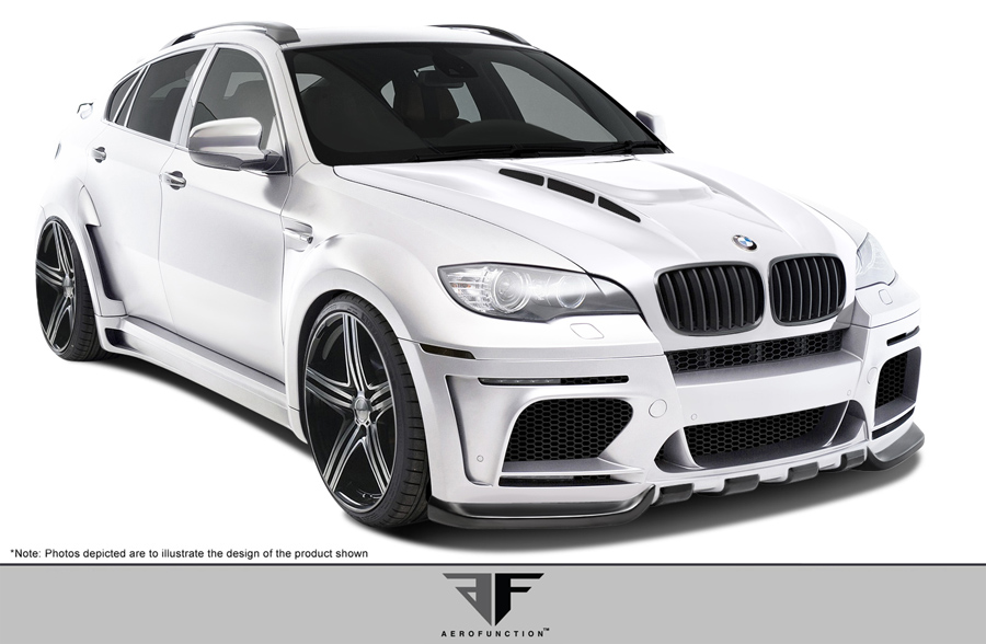 Welcome To Extreme Dimensions Item Group 2008 2014 Bmw X6 E71 Af 5 Wide Body Complete Kit