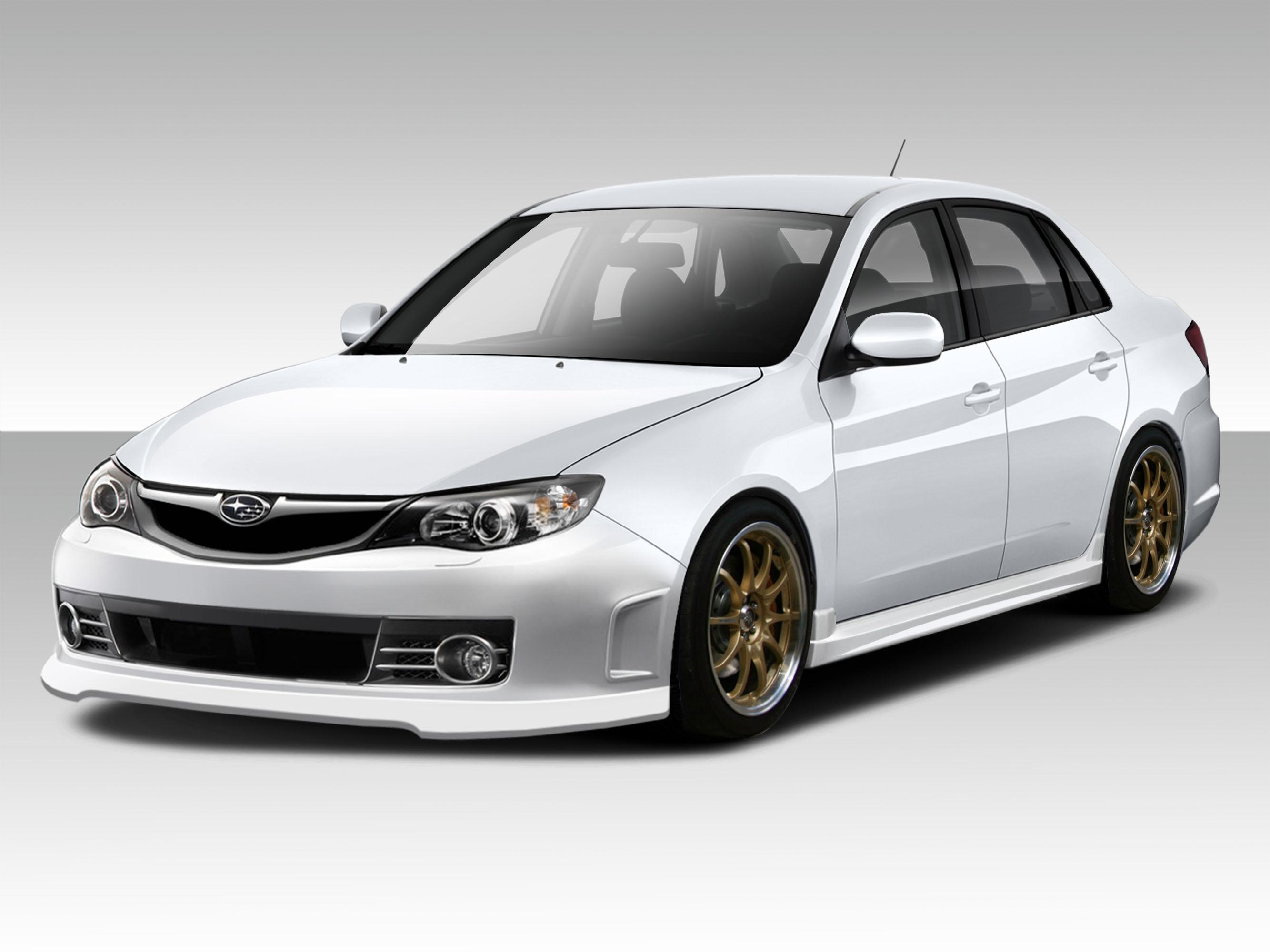 Subaru Impreza 08 14 Subaru Impreza Wrx 4dr 08 10 Body