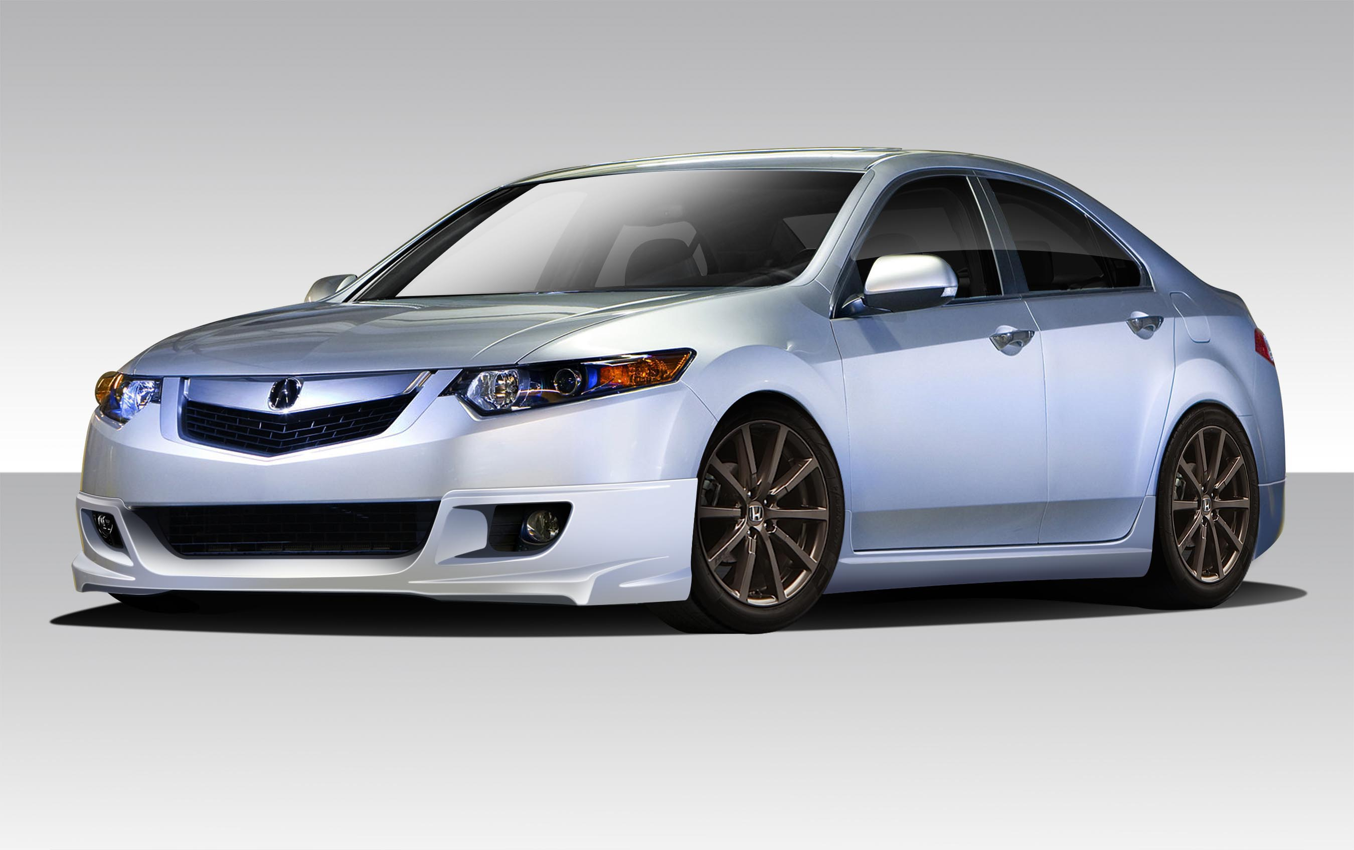 welcome to extreme dimensions item group 2009 2010 acura tsx duraflex type m body kit 4. Black Bedroom Furniture Sets. Home Design Ideas