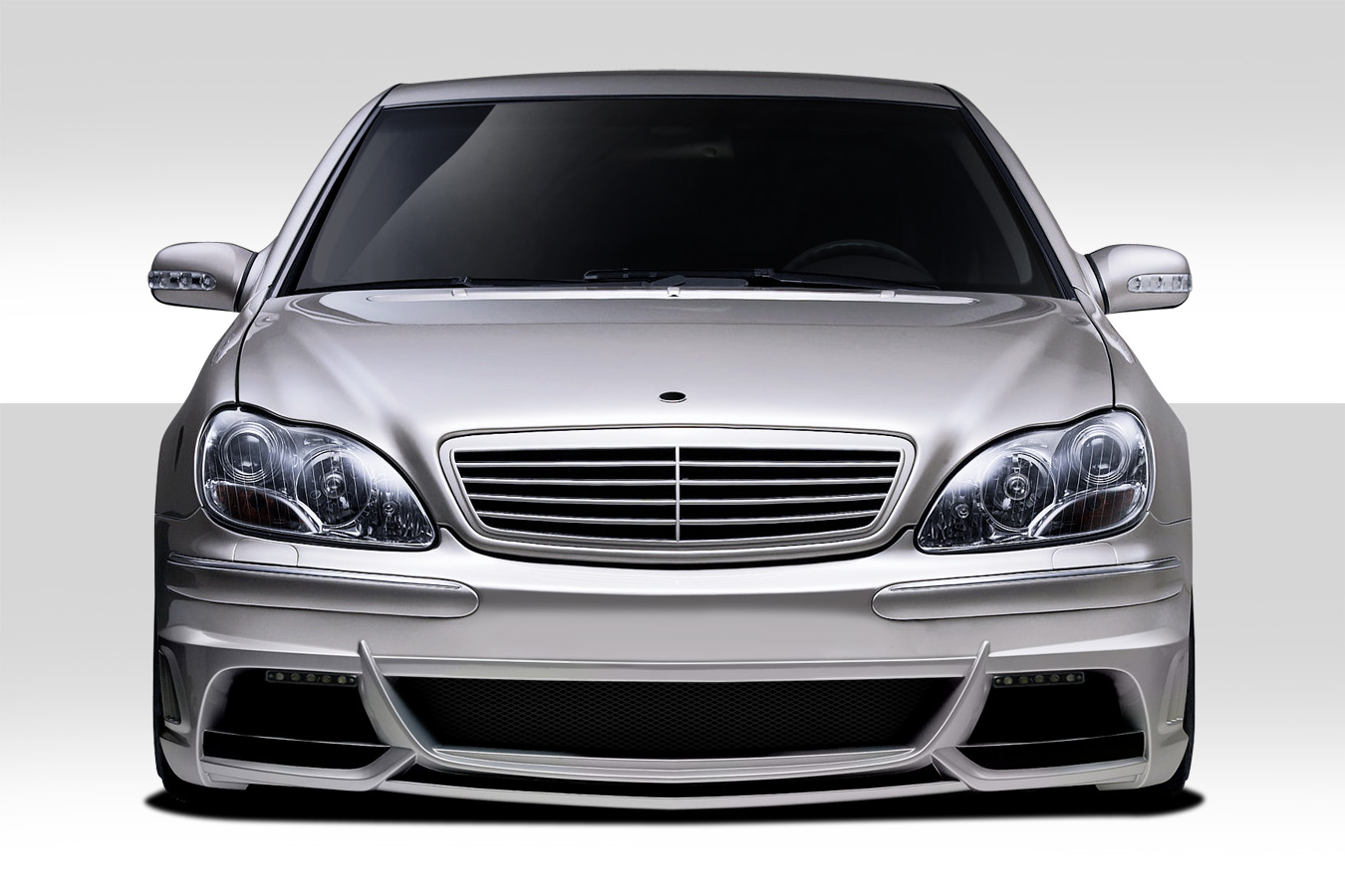 Welcome to Extreme Dimensions :: Inventory Item :: 2000-2002 Mercedes S Class W220 Duraflex W-3 ...