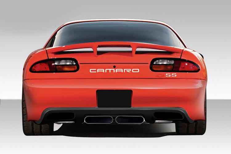93 97 Chevy Camaro Zr Edition Duraflex Rear Body Kit