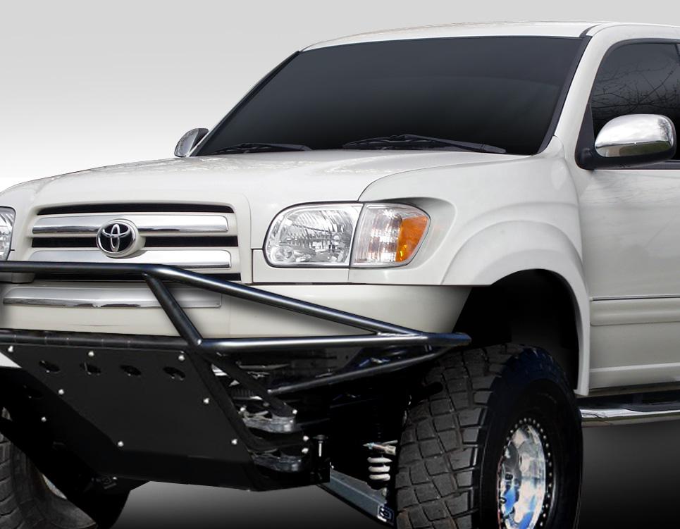 tundra road 2006 body 2004 kit toyota double cab fenders duraflex bulge fender piece inch fiberglass custom kits extreme