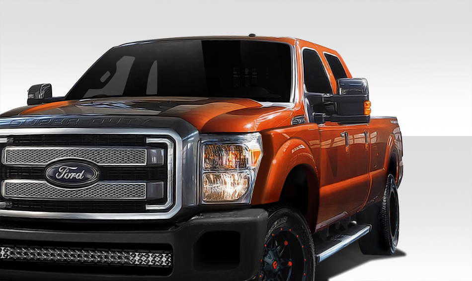 Welcome to Extreme Dimensions :: Inventory Item :: 2011-2015 Ford Super Duty F250 F350 Duraflex ...