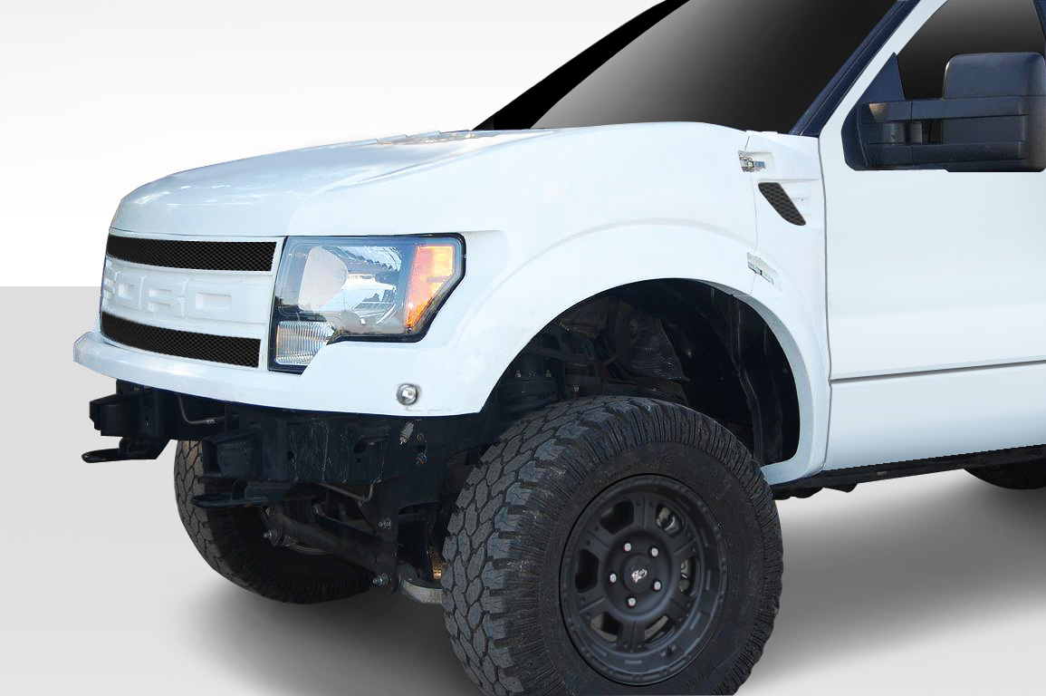 ford front end f150 truck conversion raptor road duraflex trophy 2004 trucks extreme piece welcome